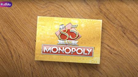 Pour les 85 ans du Monopoly, la Française des jeux relance son ticket à gratter dédié au célèbre jeu !