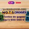 La FDJ renouvelle la famille des tickets à gratter « Mots Croisés »