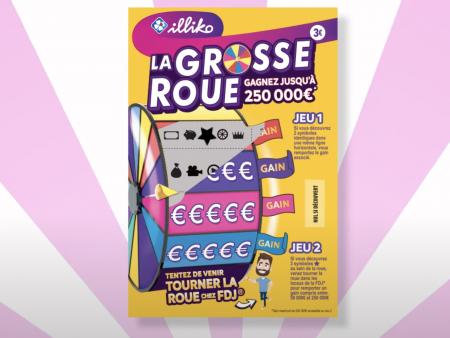 Avec «La Grosse Roue», la FDJ renoue avec le concept à succès de Millionnaire !