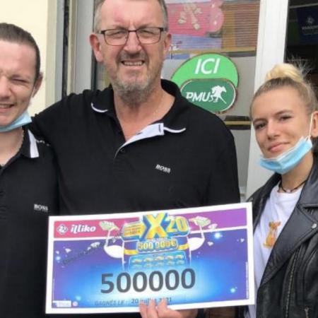 Un retraité gagne 500 000€ dans l'est de la France grâce au jeu de grattage X20